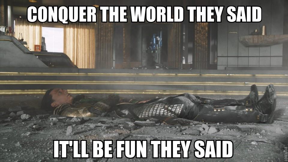 Loki - Puny God